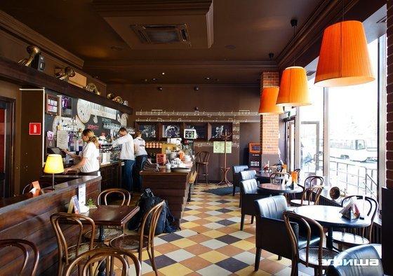 Ресторан Питькофе: Джаз - фотография 3