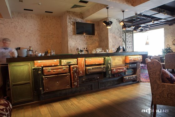 Ресторан Миндаль - фотография 13