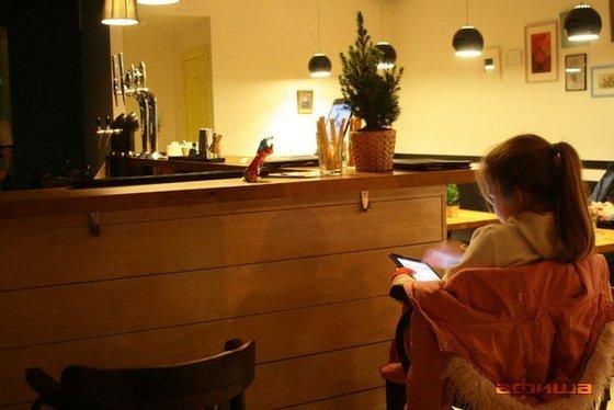 Ресторан Wood Bar - фотография 1