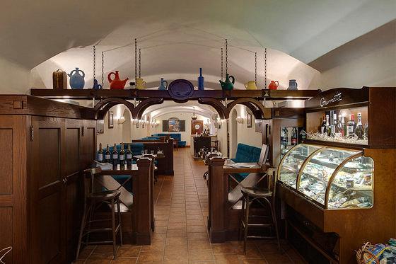 Ресторан Cannoli Café - фотография 9