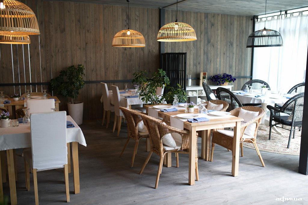 Ресторан T.B.K. Lounge - фотография 19