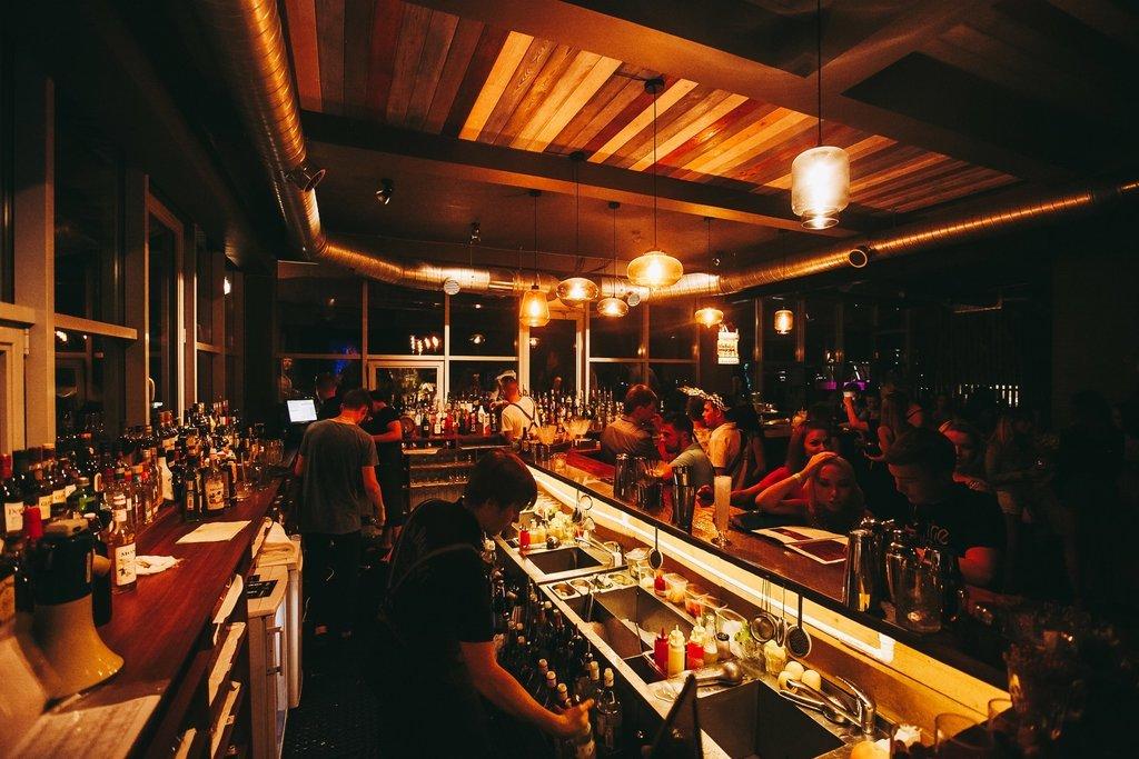Ресторан Roof Bar - фотография 2