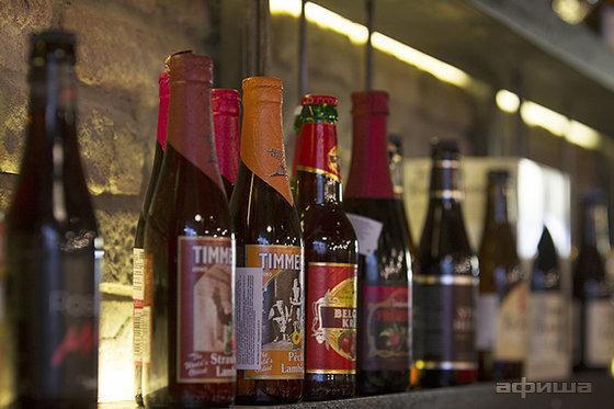 Ресторан Бельгийская брассери 0,33 - фотография 20