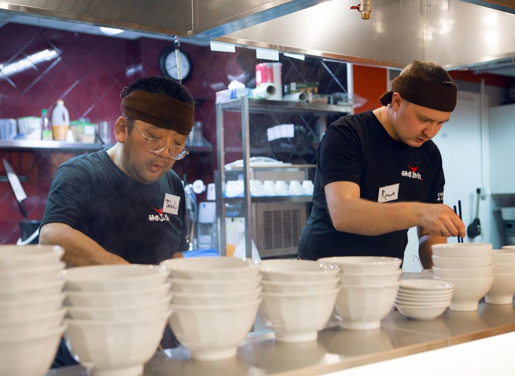 Ресторан Ярумэн - фотография 7