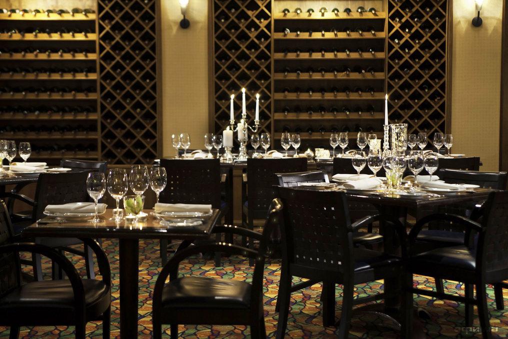 Ресторан Canvas - фотография 1