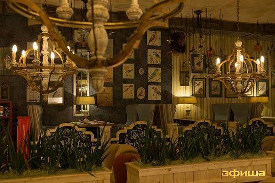 Ресторан Птицы и пчелы - фотография 13