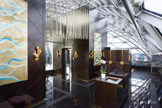 Ресторан O2 Lounge - фотография 9