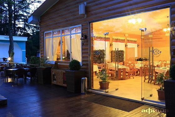 Ресторан Озеро Дивное - фотография 1