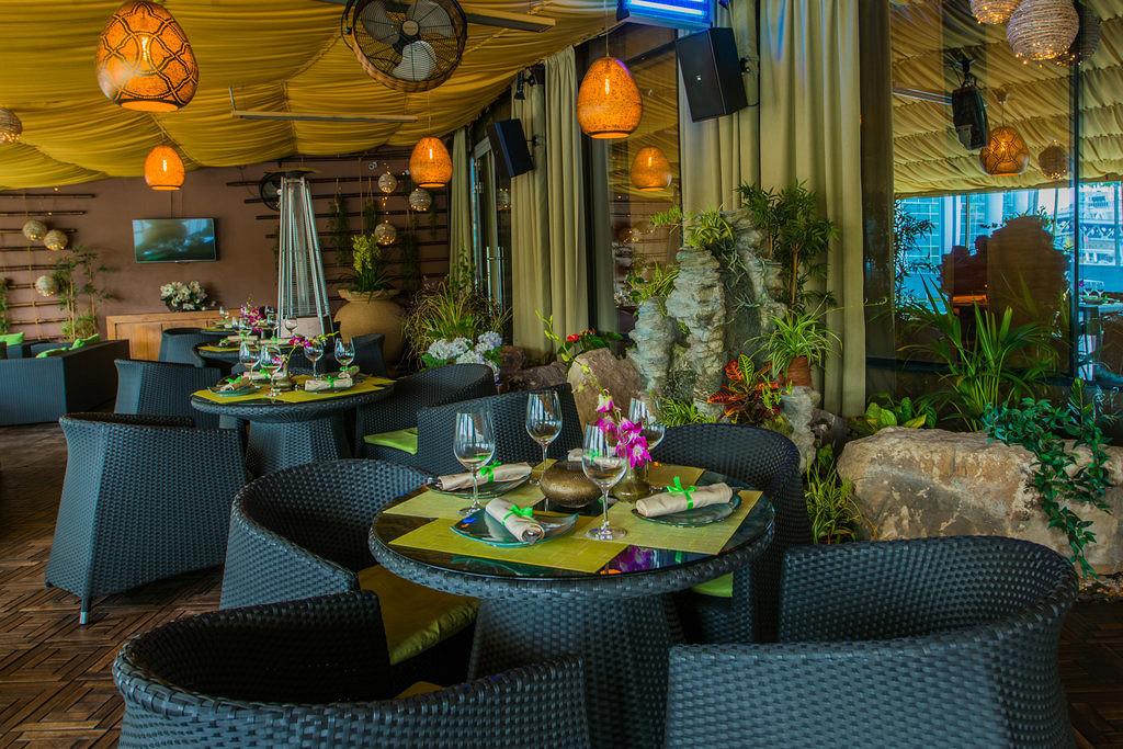 Ресторан Bamboo.Bar - фотография 14