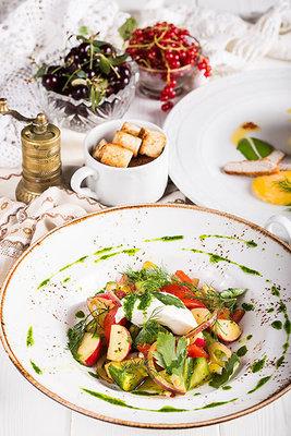 Ресторан В гости - фотография 11