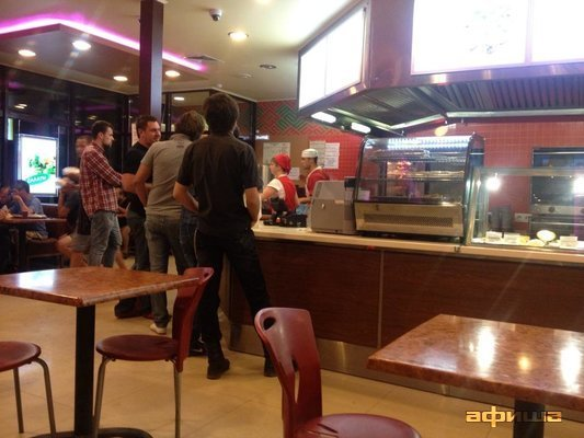 Ресторан Кишмиш - фотография 7