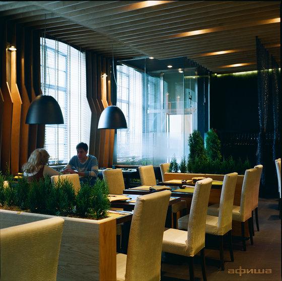 Ресторан Shu - фотография 1