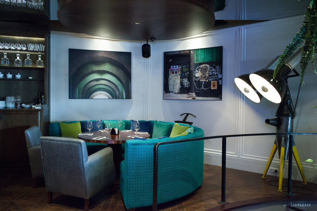 Ресторан Tribeca - фотография 31