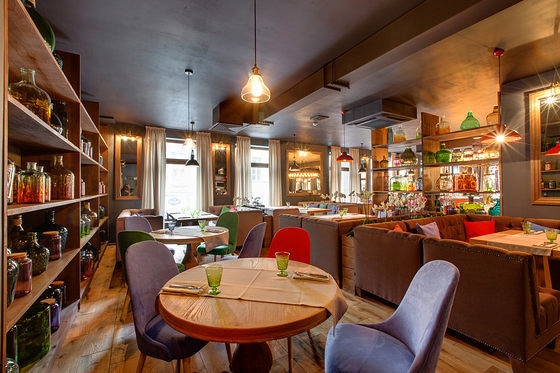 Ресторан Wcorner - фотография 19