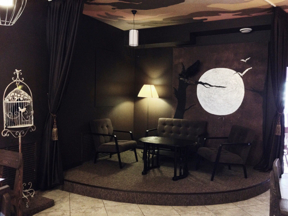 Ресторан Окулус - фотография 2