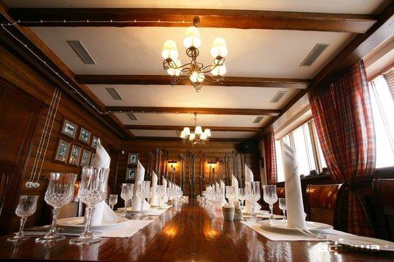 Ресторан Хозяин тайги - фотография 8