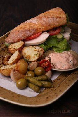 Ресторан Багет-паштет - фотография 5