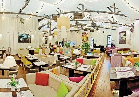 Ресторан Шатер - фотография 8