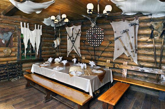 Ресторан Рыбацкая деревня - фотография 3