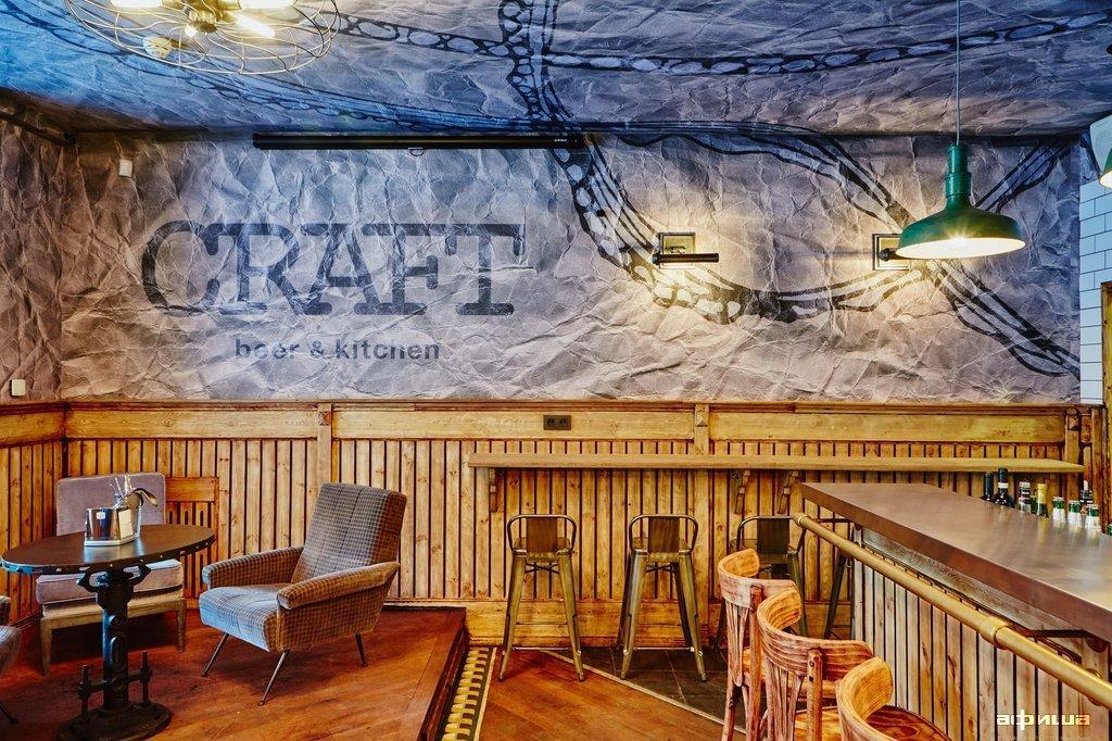 Ресторан Craft Beer & Kitchen - фотография 1