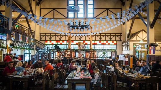 Ресторан Biergarten - фотография 5