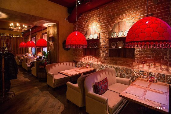 Ресторан Бакладжан - фотография 17