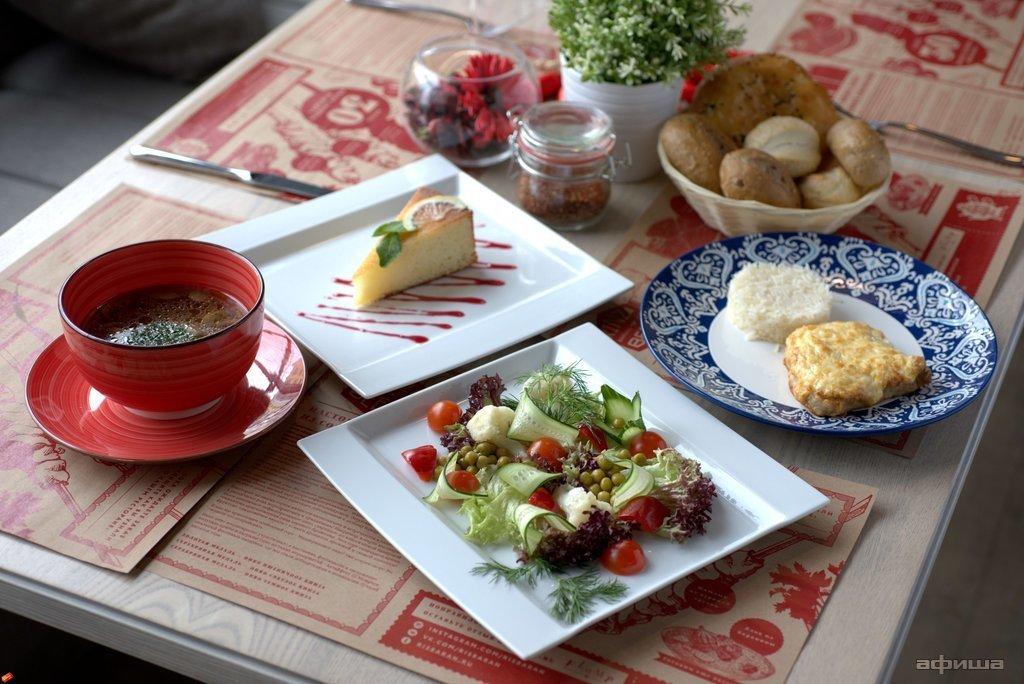 Ресторан Рис, баран и барбарис - фотография 4