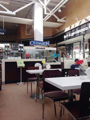 Ресторан Cinnabon - фотография 3