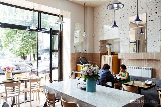 Ресторан Breakfast Café - фотография 8