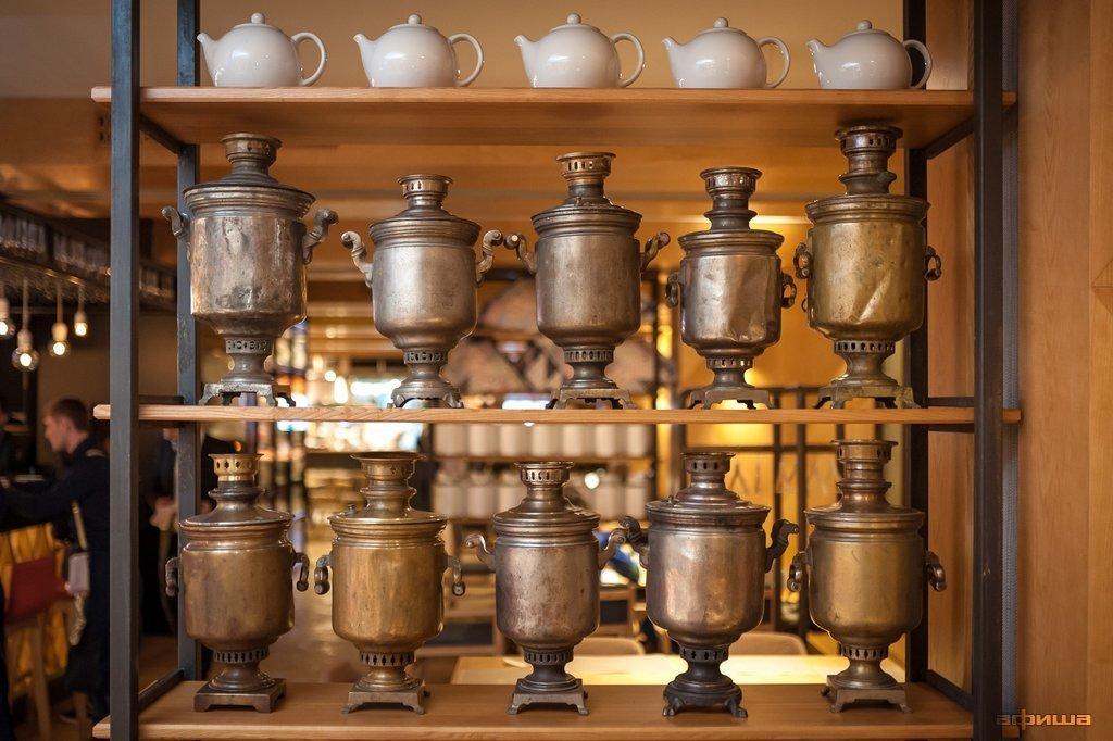 Ресторан Сибирьсибирь - фотография 16