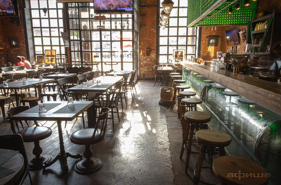 Ресторан Blacksmith Irish Pub - фотография 12