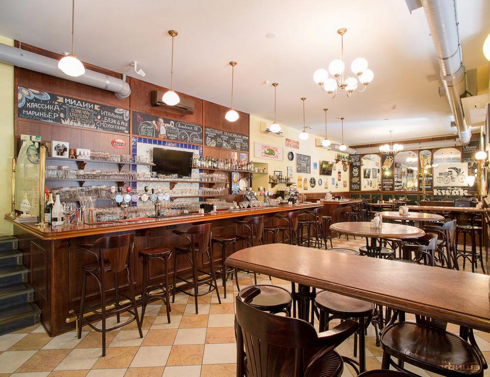 Ресторан Manneken Pis - фотография 7