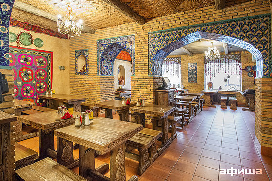 Ресторан Нигора - фотография 4