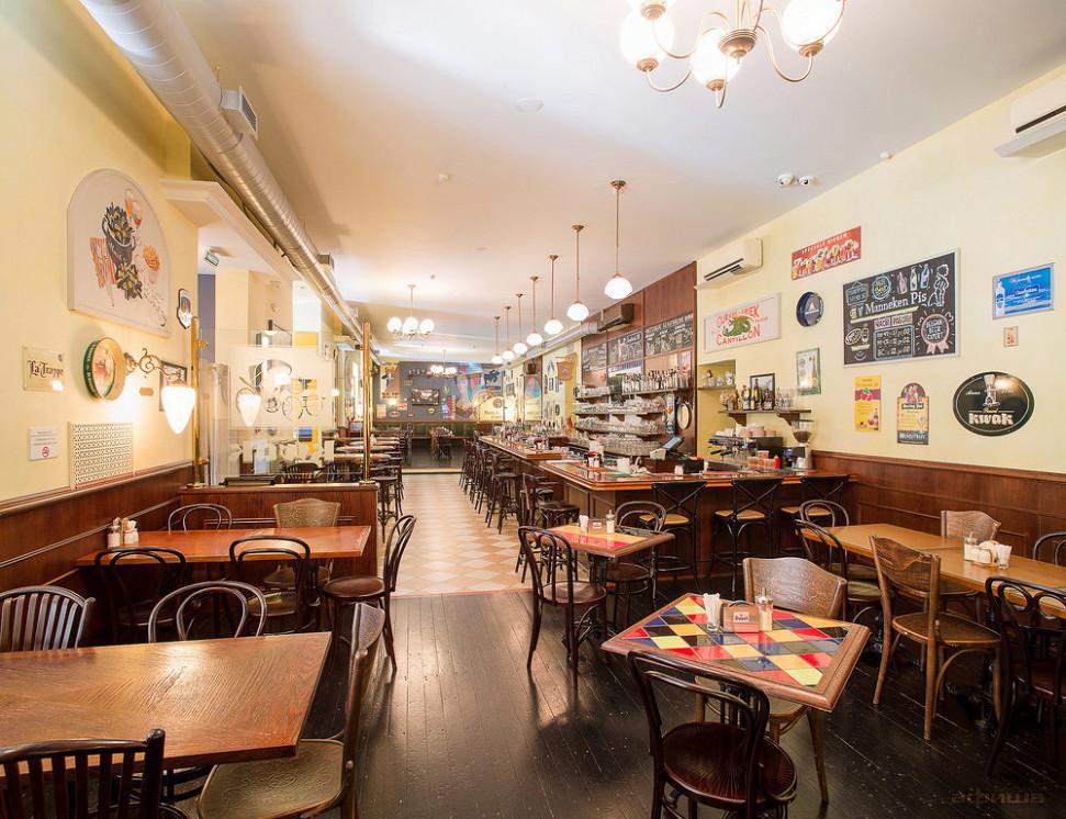 Ресторан Manneken Pis - фотография 8