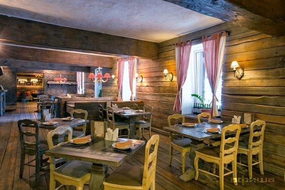 Ресторан Амбар - фотография 9