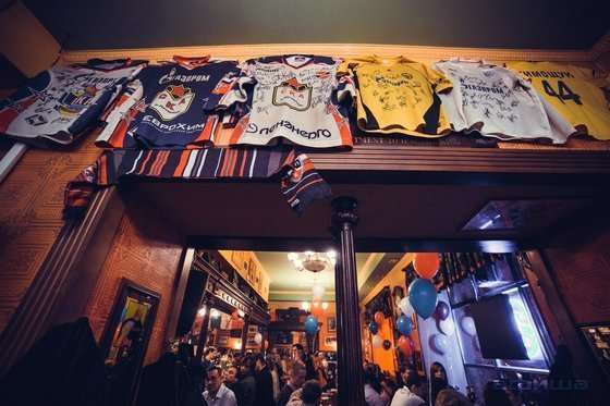 Ресторан The Office Pub - фотография 1