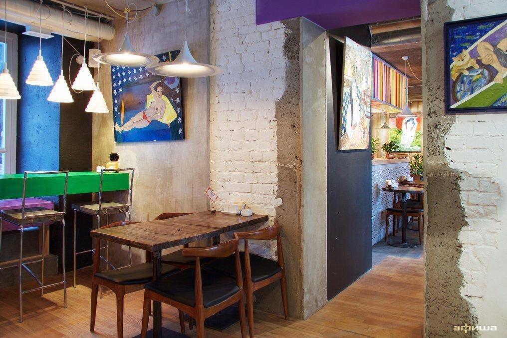 Ресторан Рецептор - фотография 10