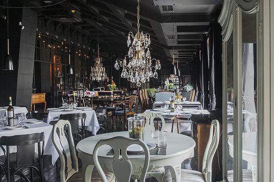 Ресторан Квартира Кости Кройца - фотография 9