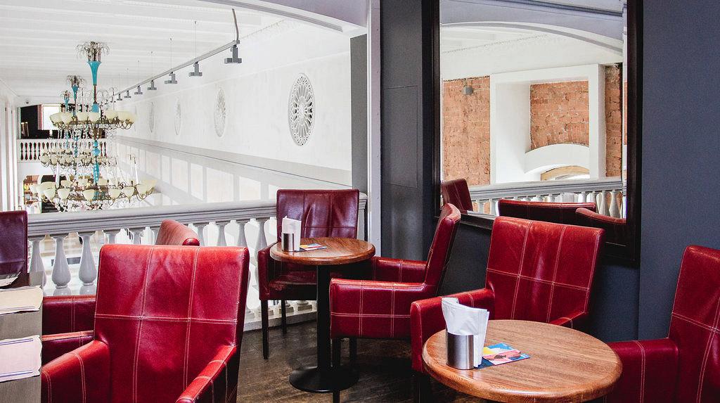 Ресторан Пион - фотография 31