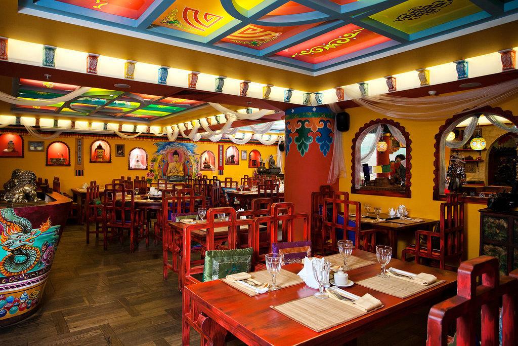 Ресторан Тибет - фотография 8