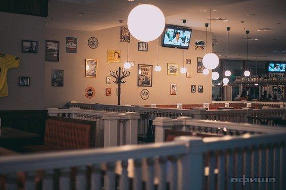 Ресторан Grizzly - фотография 5