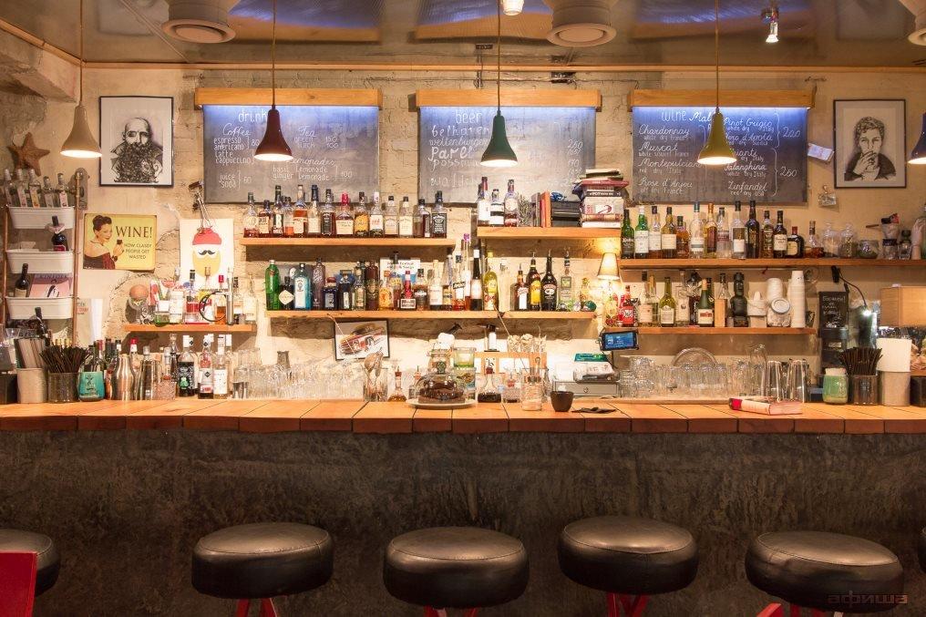 Ресторан Borodabar - фотография 17