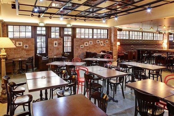 Ресторан Космик Европейский - фотография 1