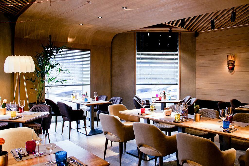 Ресторан Chicha - фотография 34