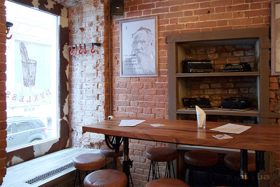 Ресторан Dyxless Bar - фотография 14