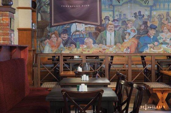 Ресторан Pan Smetan - фотография 6