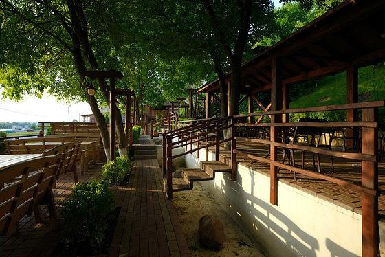Ресторан Villa Oasis - фотография 3