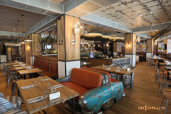 Ресторан Альбатрос - фотография 14