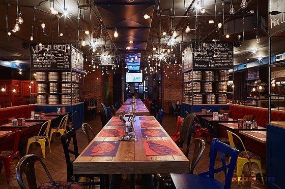Ресторан Залечь на дно в Брюгге - фотография 8