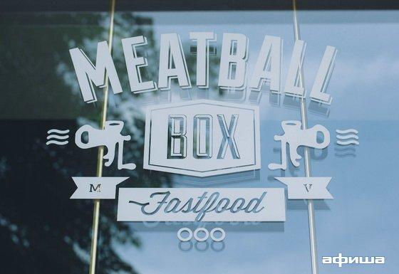 Ресторан Meatball Box - фотография 12